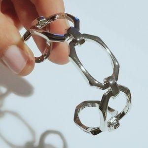 Jewelry - 🆕 silver adjustable bracelet